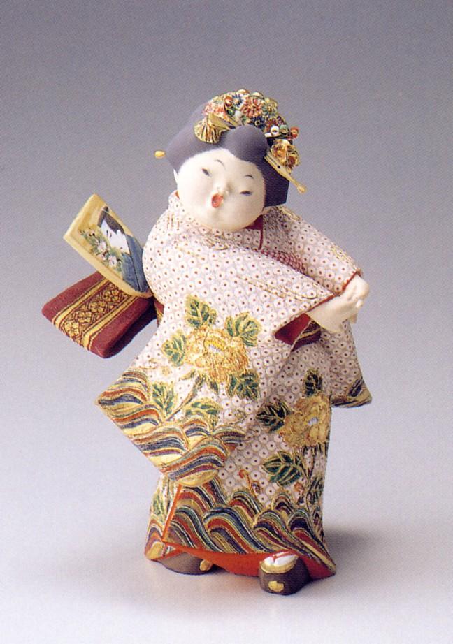 博多の娘【博多人形】