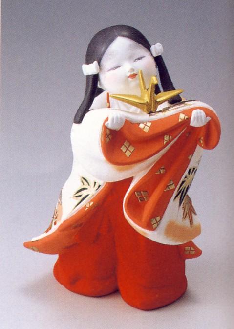 天高く【博多人形】