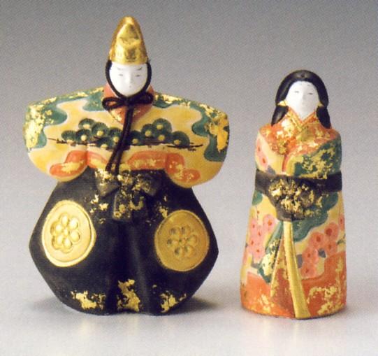 古典雛【博多人形】