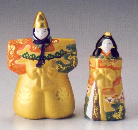 雅立雛【博多人形】