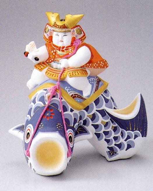 大将【博多人形】