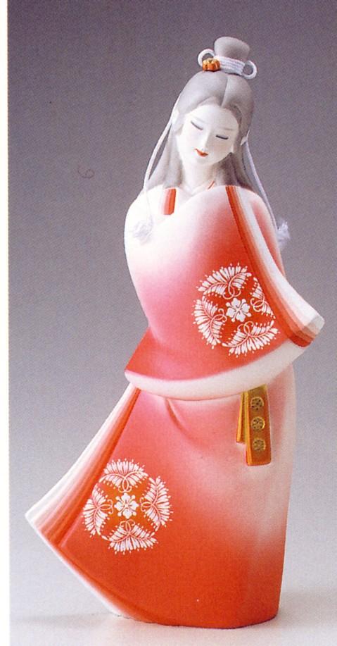 花【博多人形】