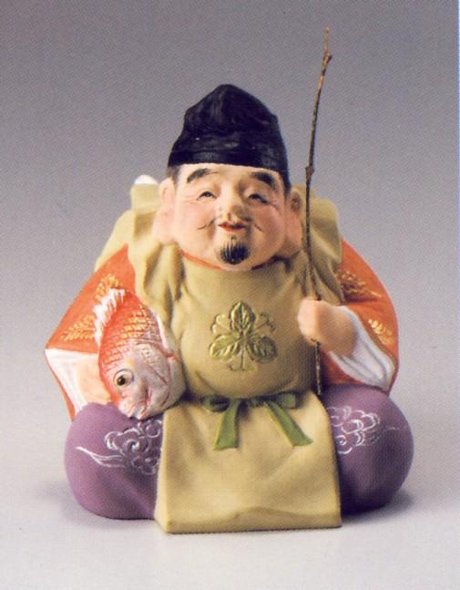 0546恵比須【博多人形】
