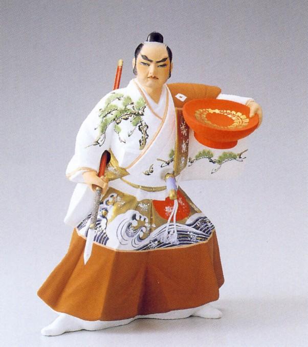 黒田武士(S大)【博多人形】