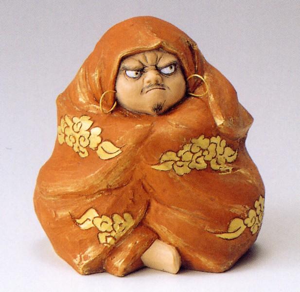 願力【博多人形】