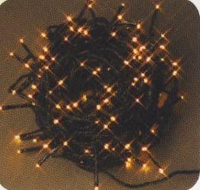 LEDストレートコード100球【イルミネーション】 LEDクリスマスイルミネーション