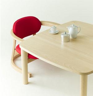 かに座PLUS テーブル ロータイプ(高さ47cm) KP-400NA/KP-400DB