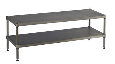 HomeERECTA VINTAGE (ホームエレクター ヴィンテージ) Low Board Solid (ローボード ソリッド)セット 間口1200×奥行450×高さ450(mm)