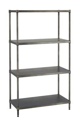 HomeERECATA VINTAGE (ホームエレクター ヴィンテージ) Solid Shelf セット 間口900×奥行450×高さ1600(mm)