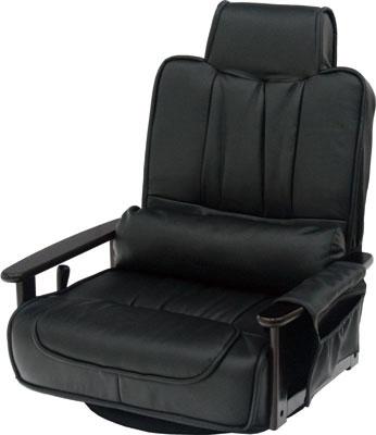 【フリージア】折り畳み式回転座椅子(大) No.83-865