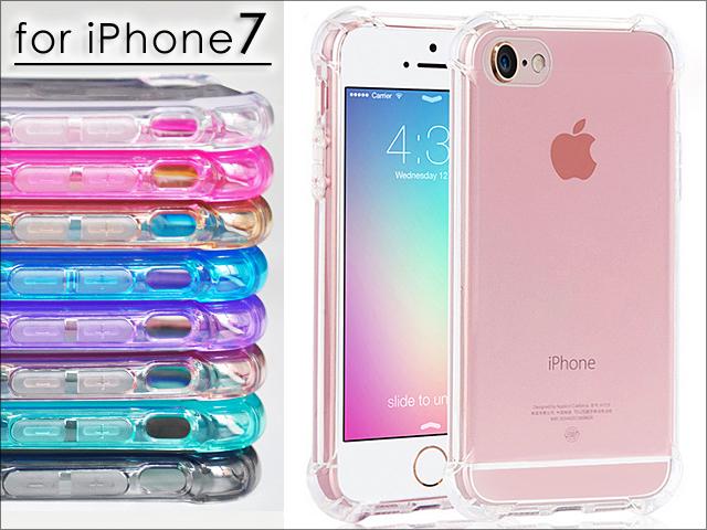 ab50dc8c94 【全8色】iPhone7/iPhone8 iPhone7Plus/iPhone8Plus iPhoneX透明TPU