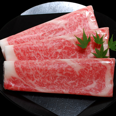 神戸牛 三つ星 ロースしゃぶしゃぶ 300g(冷蔵)【ギフト 贈答 神戸ビーフ 神戸肉】食品 精肉・肉加工品 牛肉 肩ロース