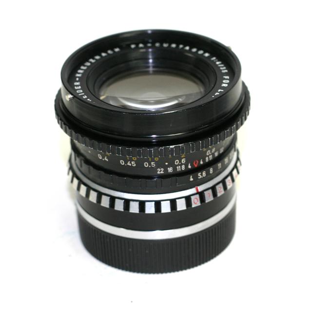 ドイツ製レンズ シュナイダー PA-クルタゴン 4/35 ライカR用 Schneider-Kreuznach PA-CURTAGON 1:4/35 Fot Leica R