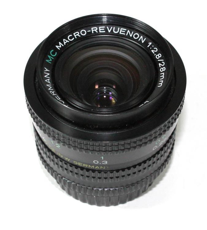 在德国和微距镜头取得的宾得 K-レフエノン 2.8 / 28 1:02,8 / 28 毫米为 Pentax K
