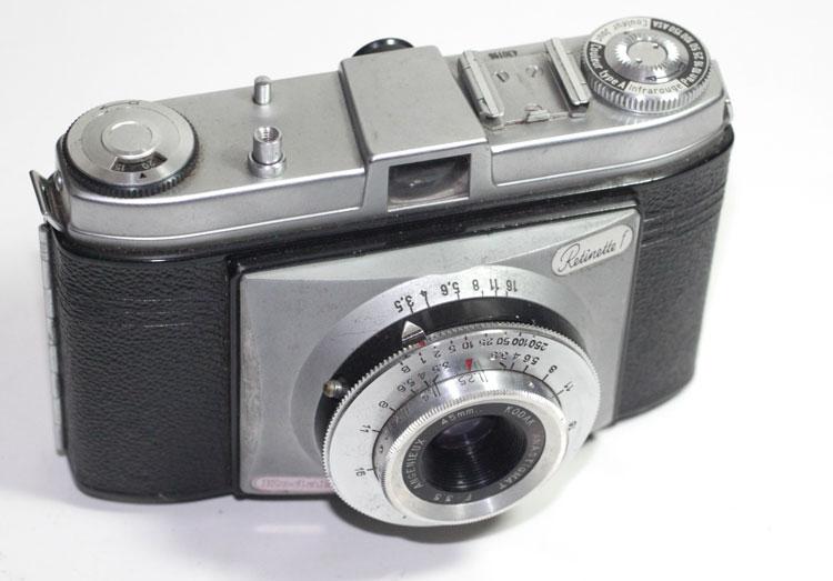 ドイツ製コダック レチネッテ f Kodak Retinette f