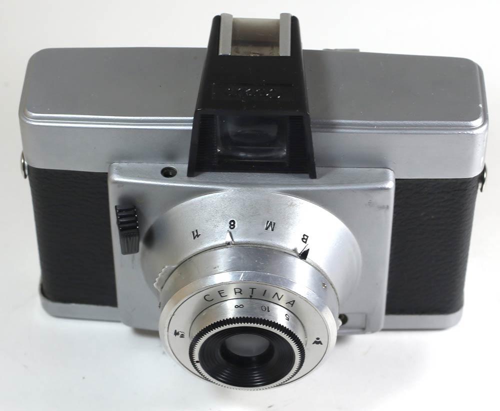 ドイツ製中判カメラ チェルト チェルティーナ Certo Certina