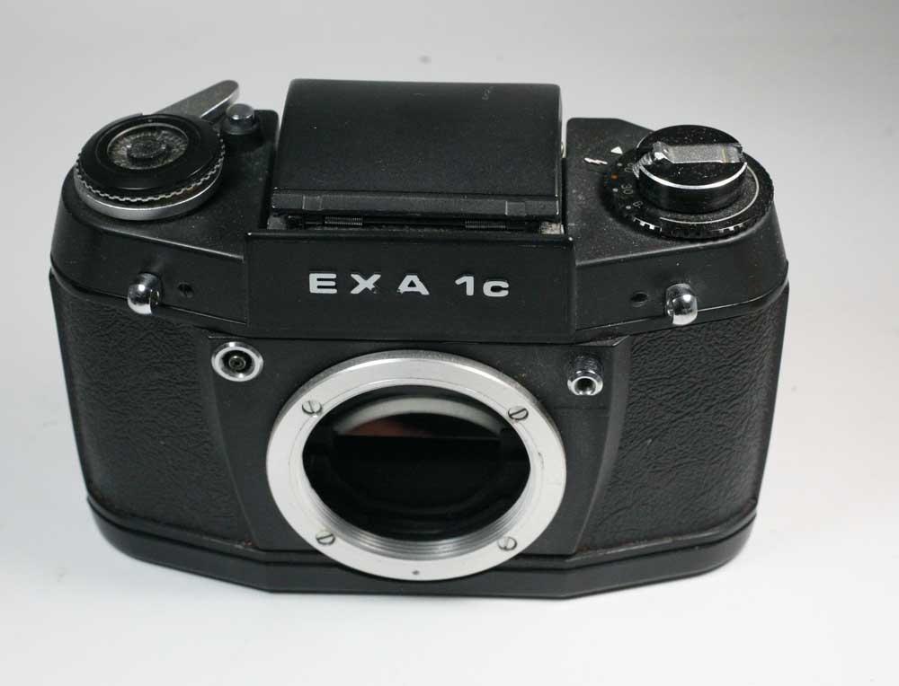 ドイツ製カメラ イハゲー エクサ 1c M42マウントボディーIhagee EXA 1c M42 Mount Body