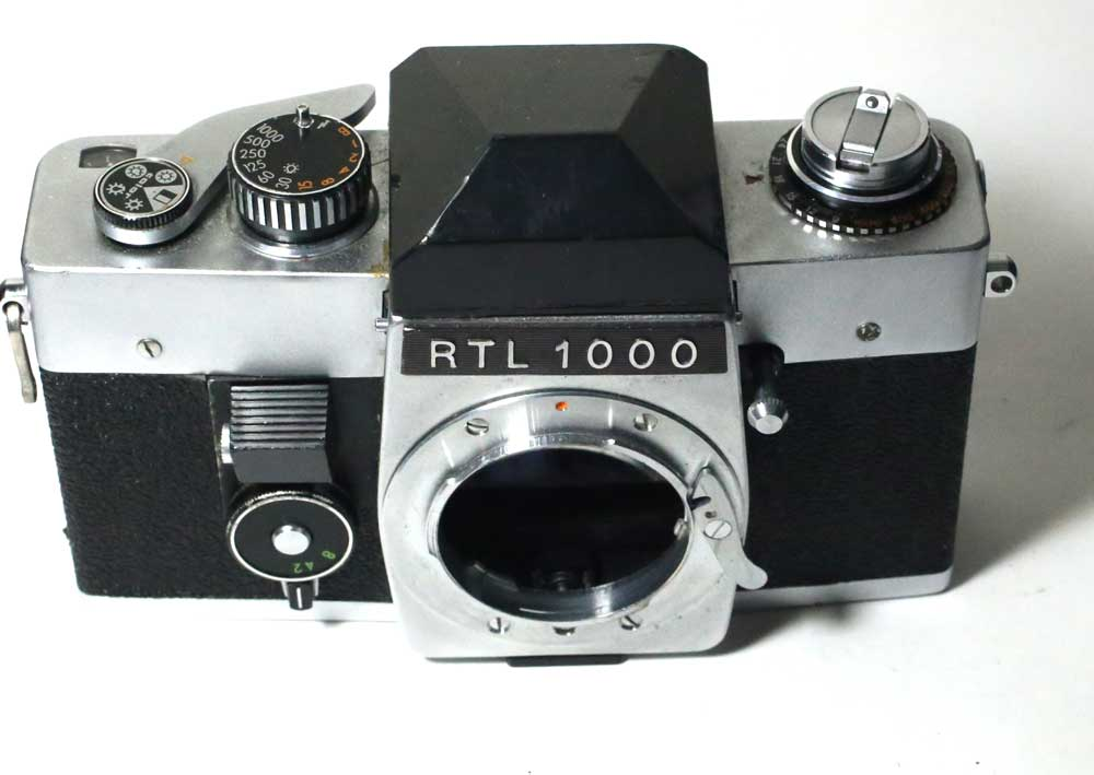 Germany-made camera exakta RTL1000 body EXAKTA RTL 1000