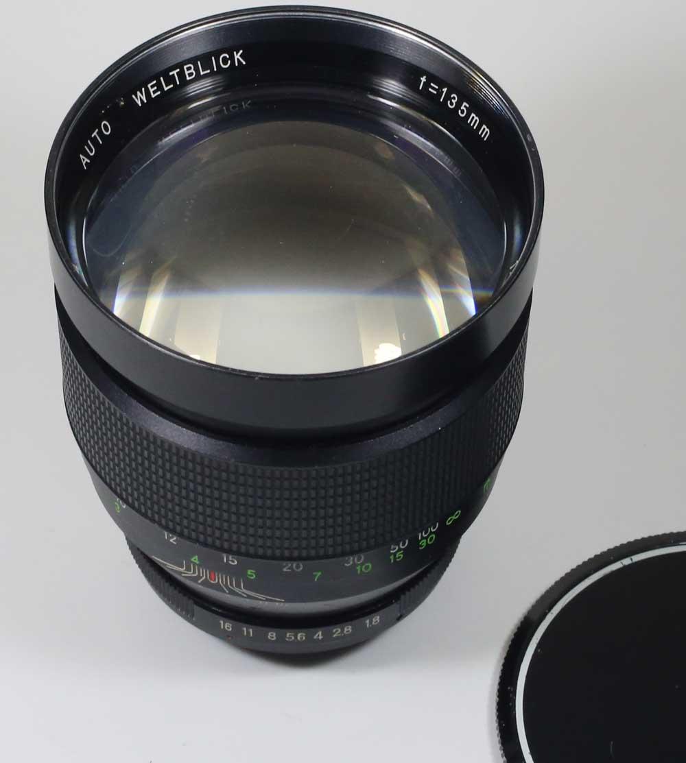 ローデンストック イロナー 3 5 135 1 3 5 ドイツ製レンズ f 135mm for