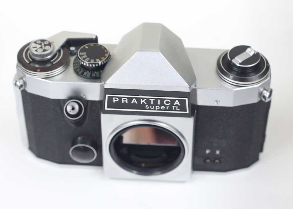 Moriyamafarm: germany made camera pentacon praktica super tl m42