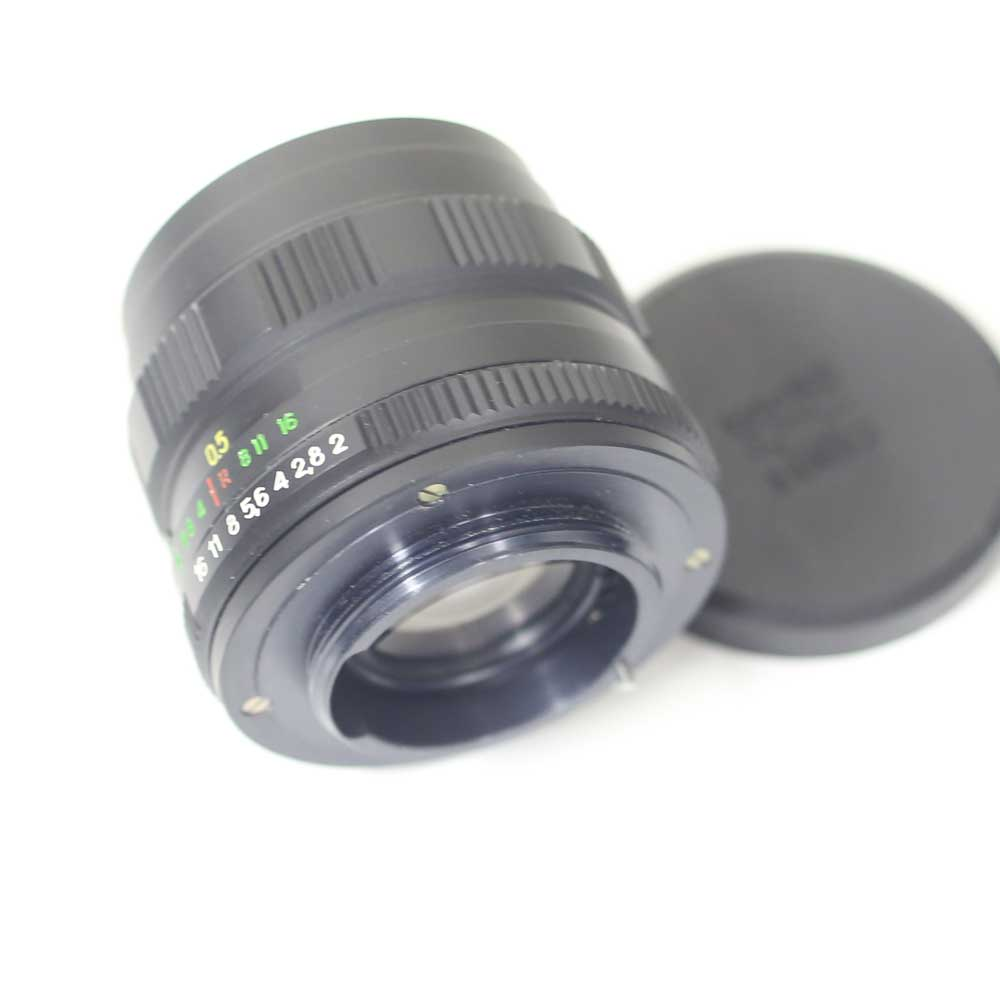 moriyamafarm: ZENIT HELIOS-44M-4 2/58 for M42 for lens