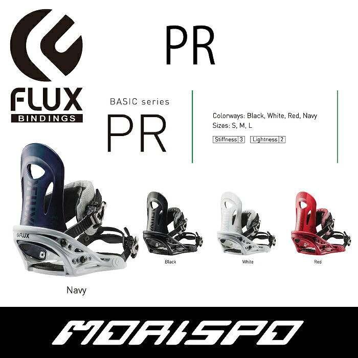 FLUX / フラックス / PR / ピーアール / 17-18 / [モリスポ]