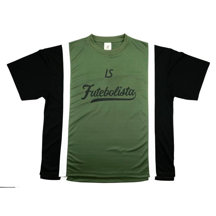 商品レビュー記入でクーポンGET LUZESOMBRA ルース 定価の67%OFF イ ソンブラ FD ビッグシルエット半袖プラクティスシャツ フットサル 042KHK L1211001 プラシャツ等 贈り物