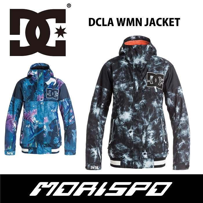 DC SHOES / ディーシー シューズ / DCLA WMN JACKET / EDJTJ03022 / 16-17 [モリスポ] スノーボードウエア レディスジャケット スノボ