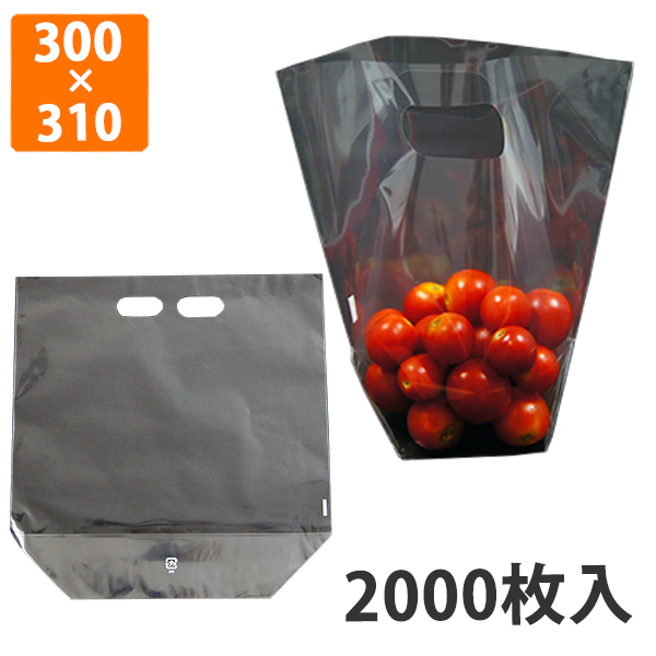 【OPP防曇袋】ハンドGTパック袋 No.300 厚み40μ(2000枚入)