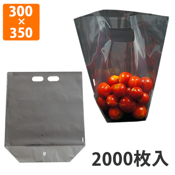 【OPP防曇袋】ハンドGTパック袋 No.400 厚み40μ(2000枚入)