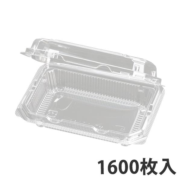 【青果物容器】MT-120AP 140x95x42mm (1600枚入)【代引不可】