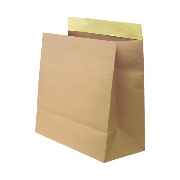 【紙袋】宅配袋(ビッグ-45) 450×220×440+60mm〈100枚入り〉【代引き不可】