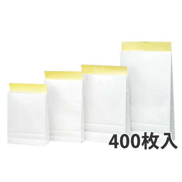 【紙袋】WP晒宅配袋(小) 260×70×325+60mm〈400枚入り〉【代引き不可】