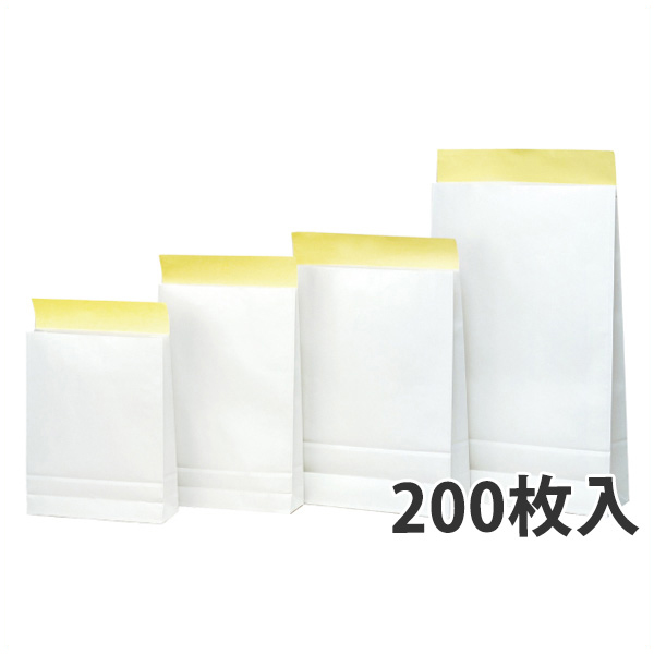 【紙袋】WP晒宅配袋(特大) 350×115×570+60mm〈200枚入り〉【代引き不可】