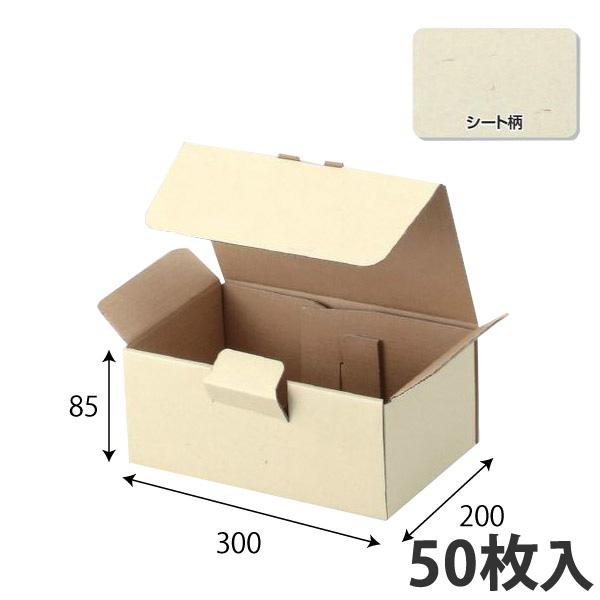 【箱】 宅送用ギフト箱 300×200×85 (50枚入)