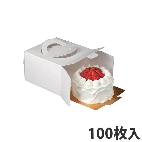 【箱】 アントルメ4.5号金台紙付 160×163×105 (100枚入)
