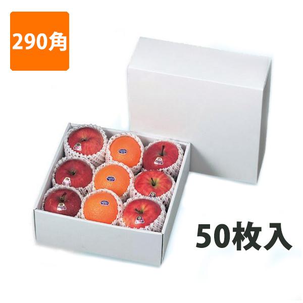 【化粧箱】LT-G8ワールドグロス白290×290×110mm(50枚入)【代引不可】