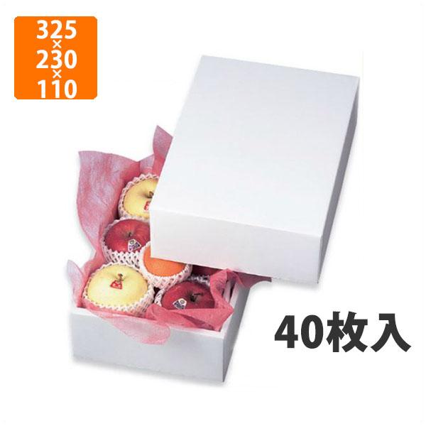 【化粧箱】LTO-3グロス 325×230×110mm(40枚入)【代引不可】