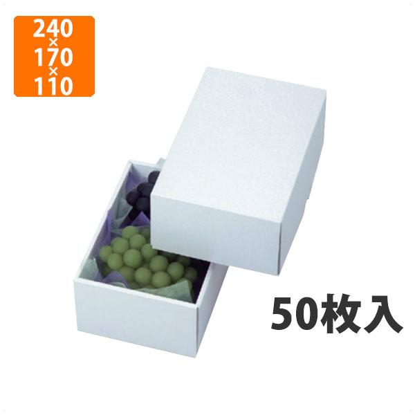 【化粧箱】LTO-18パール アレキ 240×170×110mm(50枚入)【代引不可】