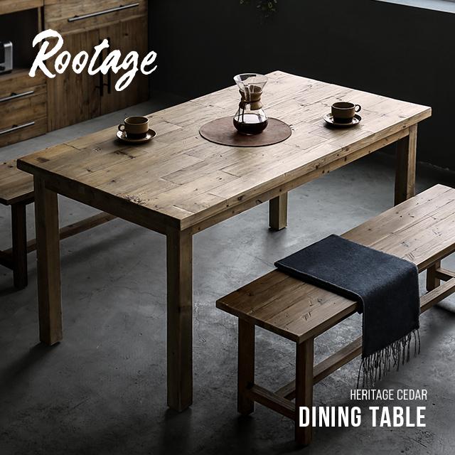 ダイニングテーブル ダイニング 食卓テーブル Rootage