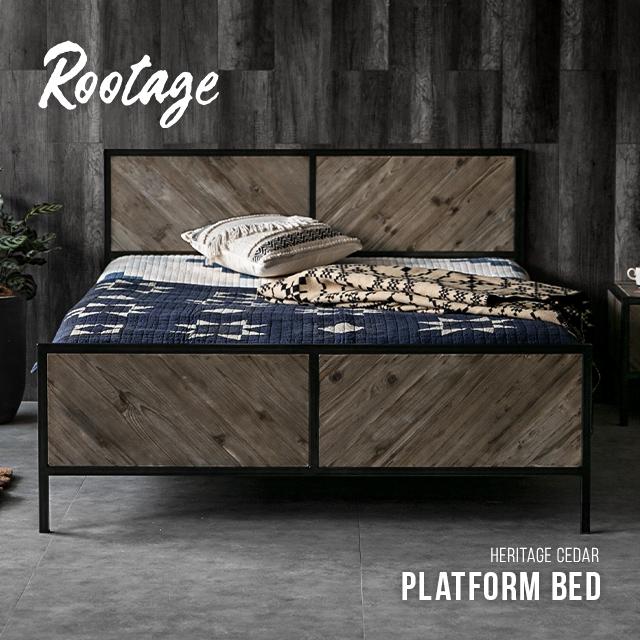 ベッド ベッドフレーム Rootage