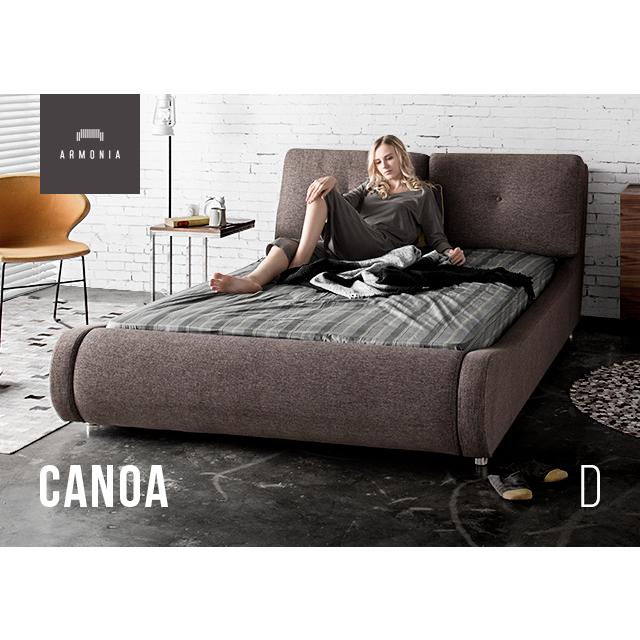 ベッド ベッドフレーム ダブルサイズ D bed 布地 ファブリック フロア ロータイプ ワイド ベット 寝室 ベッドルーム インテリア 家具 北欧 モダン おしゃれ 高級 新生活