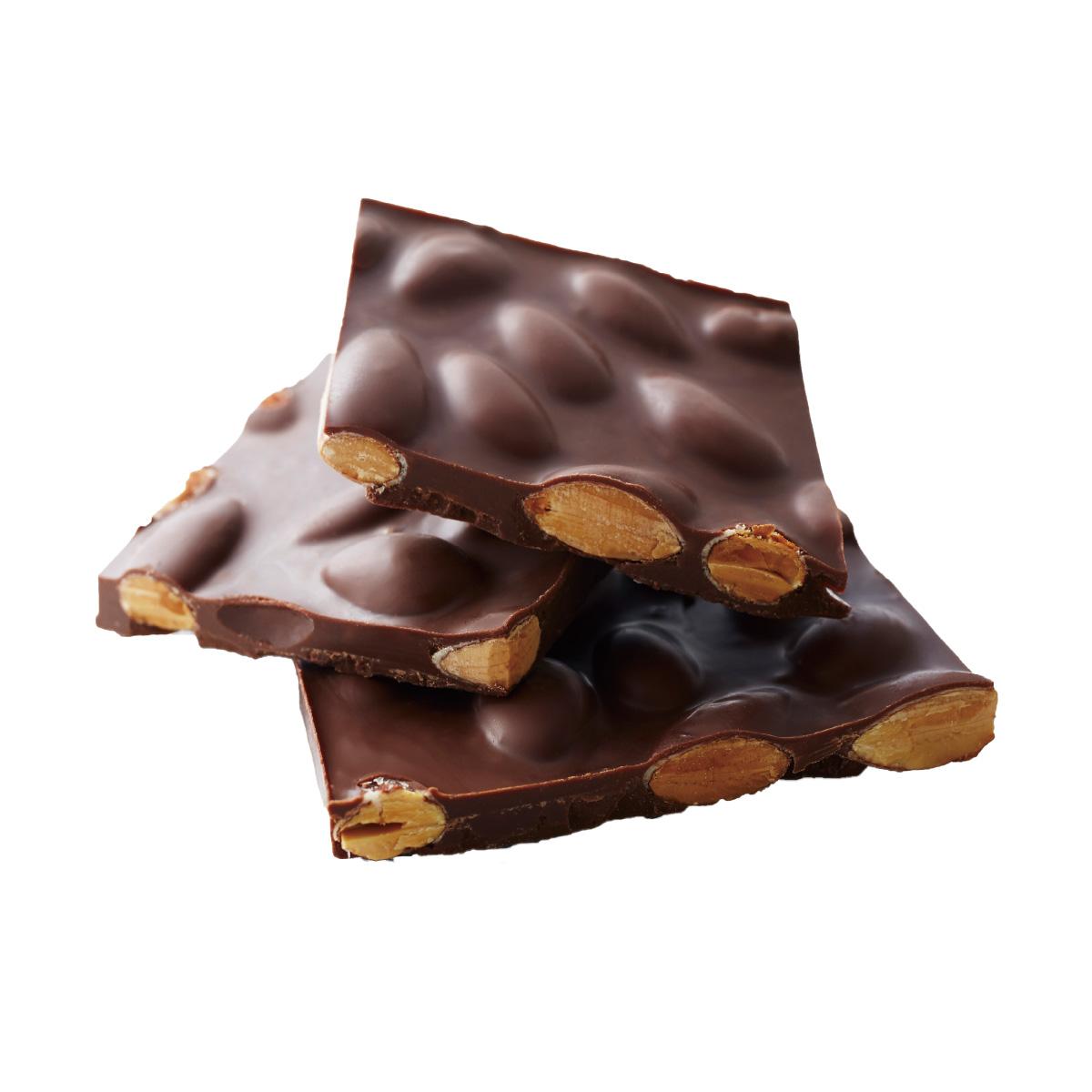 モロゾフ アルペングロー(ミルクチョコレート&アーモンド) 60g入《期間限定チョコレート》