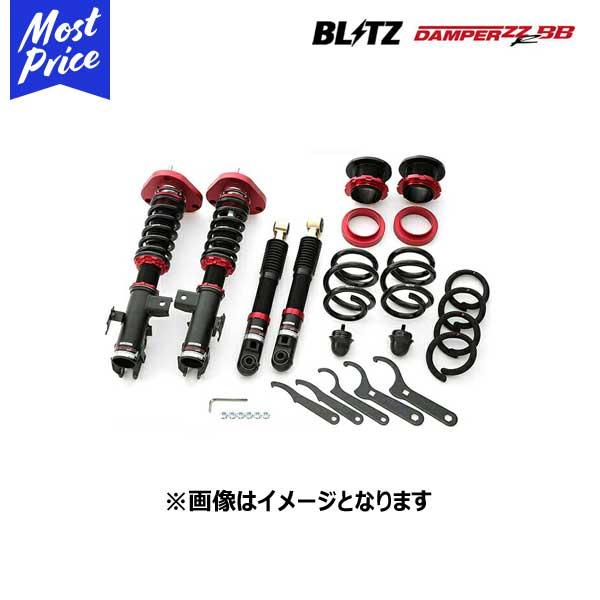 BLITZ ブリッツ 車高調 サスペンションキット DAMPER ZZ-R BB ダンパー ダブルゼットアール ビービー ヴォクシー(G's含む)/エスクワイヤ/ノア(G's含む) 【92202】