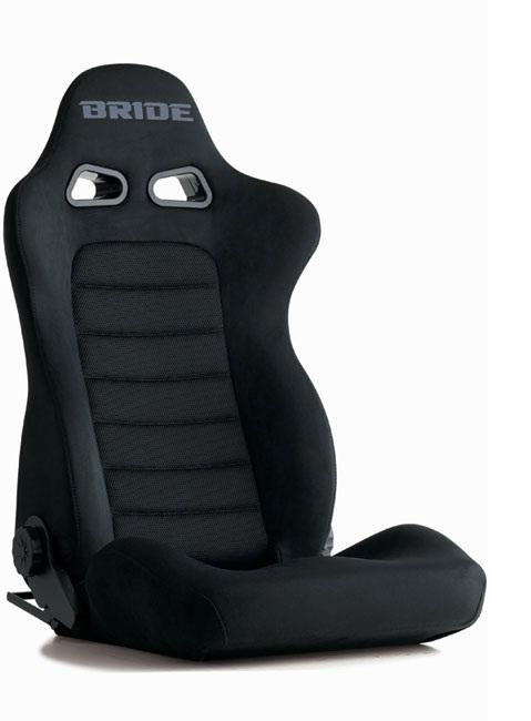 【4月10日はスポーツシートの日 キャンペーン対象商品】 ブリッド BRIDE シート リクライニングシート EUROSTER2 ブラックBE 【E32AAN】