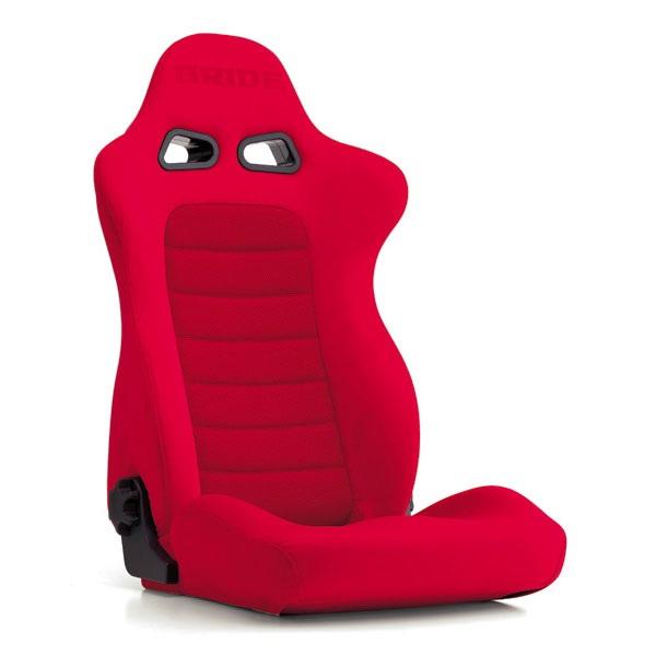 【4月10日はスポーツシートの日 キャンペーン対象商品】 ブリッド BRIDE シート リクライニングシート EUROSTER2 レッドBE 【E32BBN】