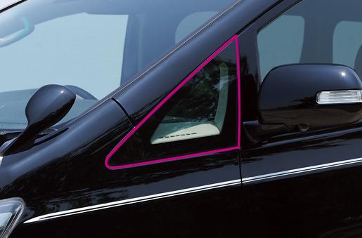 【早い者勝ち】G-コーポレーション PinPoint Guard ピンポイントガード(車種別カット済 セキュリティフィルム) 50系エスティマ【GCPPGE】