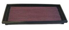 K&N REPLACEMENT FILTER エアフィルター CHEVROLET CORVETTE C4 5.7 CY15B 85-88 5700 【33-2014】