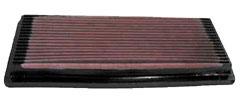K&N REPLACEMENT FILTER エアフィルター DODGE VIPER 8 92-02 8000 【33-2085x2個】
