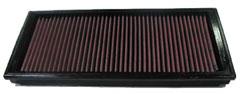 K&N REPLACEMENT FILTER エアフィルター FORD MONDEO 2.5 V6 24V DURATEC WFOFSE/WFONSE 95-00 2500 【33-2115-1】